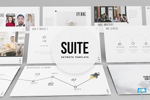Suite - Keynote Templates