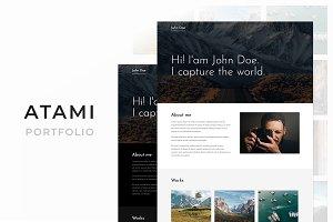 Atami - Photography Portfolio