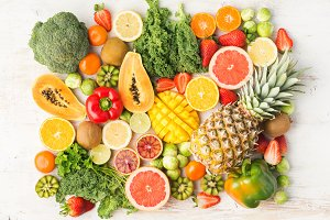 Vitamin C fruits and vegetables