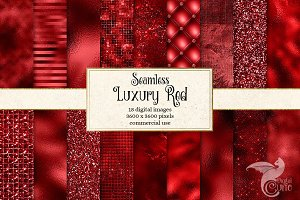 Luxury Red Textures