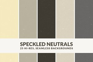 Speckled Neutrals