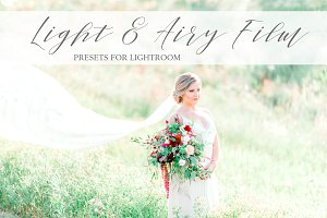 Light & Airy Film Presets