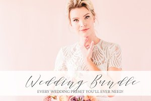 Wedding Preset Bundle & SAVE