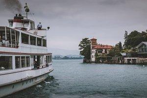 Lake Thun & Mountains, Spiez