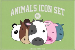 GL Animals Icon Set #1