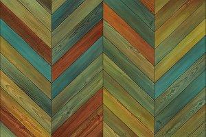 Seamless clip-art parquet texture