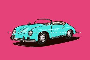 porche 356 speedster
