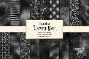 Luxury Black Textures