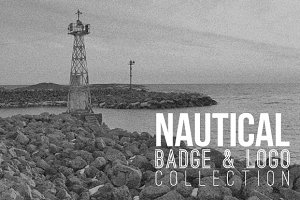 Nautical Badge & Logo