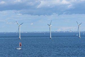 Marine wind farm II