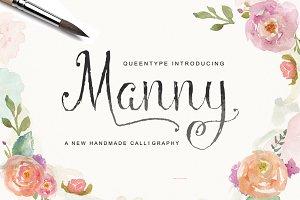 Manny Script (50% off)