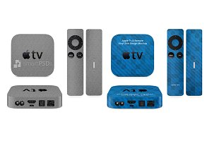 Apple TV & Remote 2nd and 3rd Gen