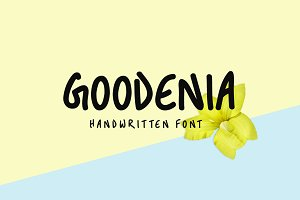 Goodenia Font