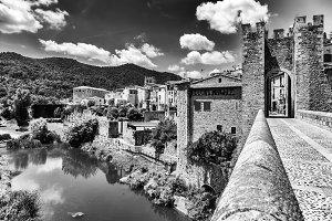 Besalu, Girona Spain