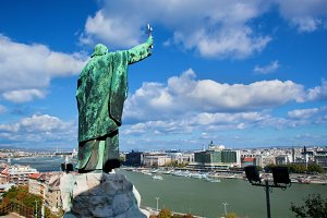 Budapest - Hungary's capital