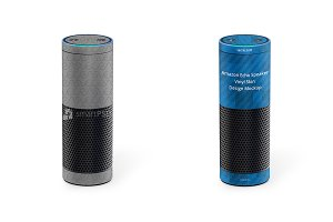 Amazon Echo Speaker Vinyl Skin