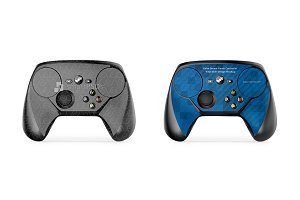 Valve Steam Game Controller Vinyl