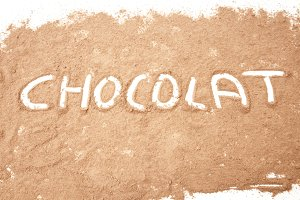 dust background brown chocolate