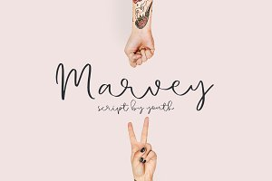 Marvey Script