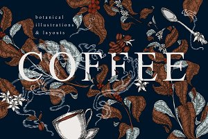 Coffee Botanical Collection