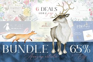 HUGE BUNDLE 6 in 1  | SALE