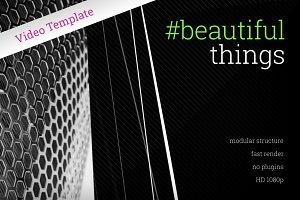 Beautiful Things Promo – AE
