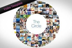 The Circle Mosaic Slideshow – AE