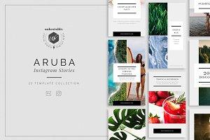 Aruba Instagram Stories