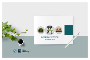 Simple Interior Brochure