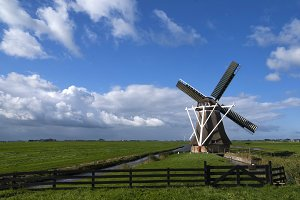 Windmill the Miedenmolen
