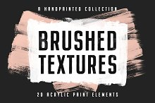 The Brushed Texture Pack by  in Textures
