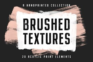 The Brushed Texture Pack