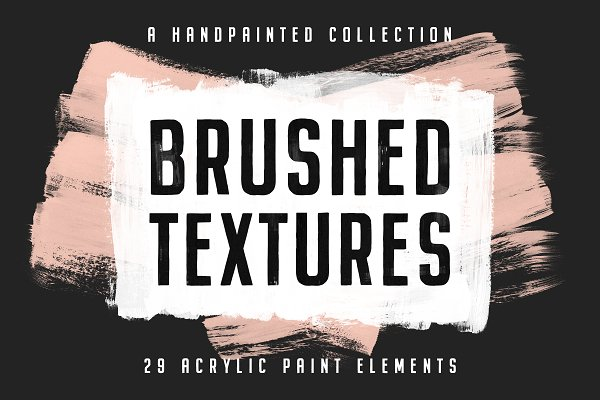 Textures: Abbie May - The Brushed Texture Pack