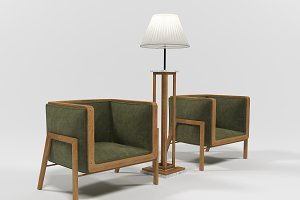 1507 Furniture set