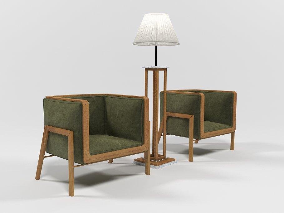 1507 Furniture set