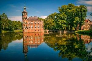 Castle Bouvigne in Breda, Holland