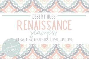Desert Hues Seamless Pattern Pack