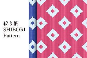 """Patterns of """"Shibori """""""
