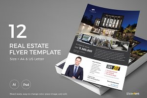 Real Estate Flyer 12