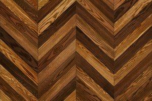 Seamless various parquet texture