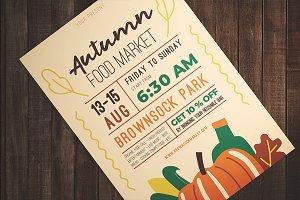 Autumn Food Festival