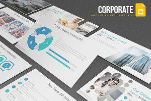 Corporate - Google Slides Template