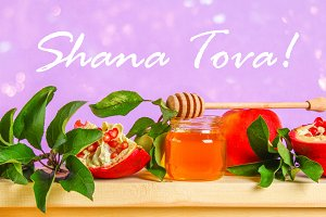 Rosh hashanah jewish New Year holida
