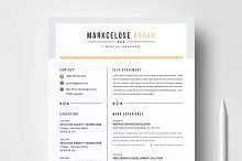 Curriculum Vita | Resume CV Design by  in Resumes