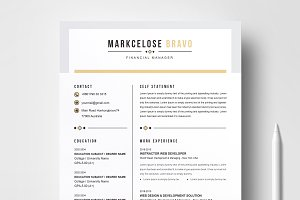 Curriculum Vita | Resume CV Design