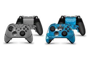 Xbox One Elite Controller Skin Desig