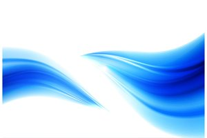 Abstract vector background, blue