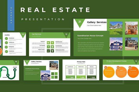 Realestate Keynote Presentation
