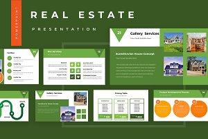 Realestate Powerpoint Presentation