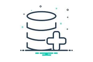 New database icon
